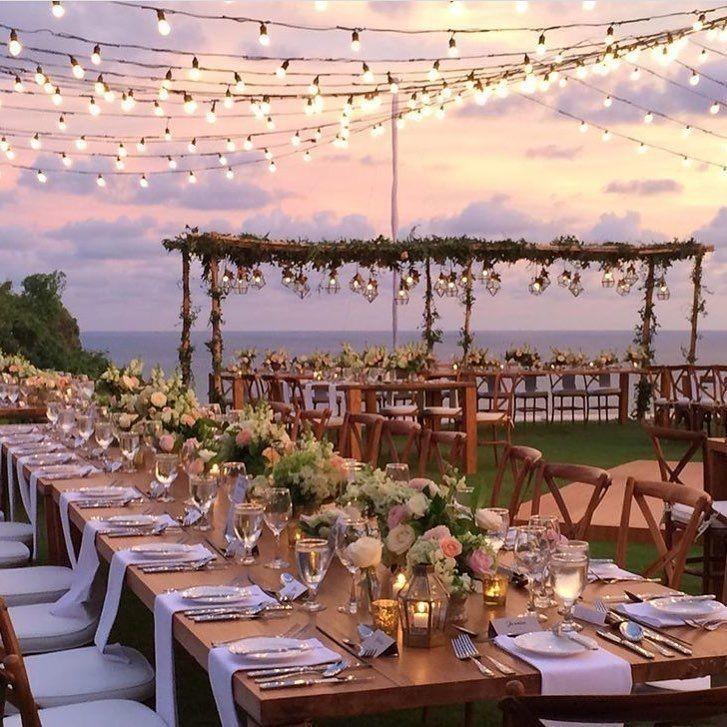 COMPILATIONS OF BEST NIGHT_EVENING WEDDING IDEAS