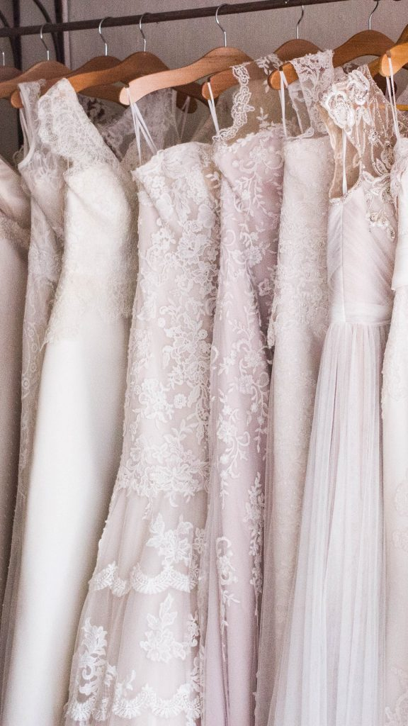 Dresses and suits